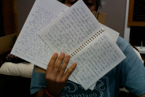 taking mulligans journal