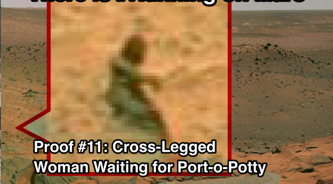There is Running On Mars