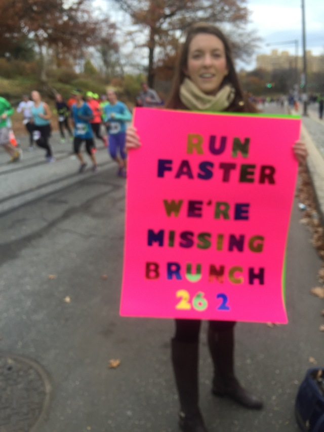 #4. Race support only last so long (ie. Generally until 2pm for mimosas)